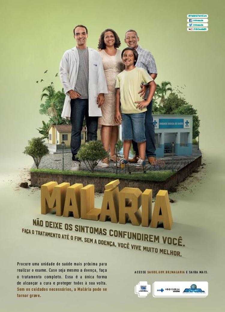 Campanha Nacional Contra a Malária